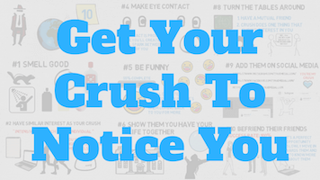 How To Get Your Crush To Notice You True Medallion