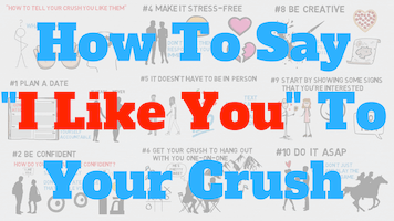 Things to make your crush like you